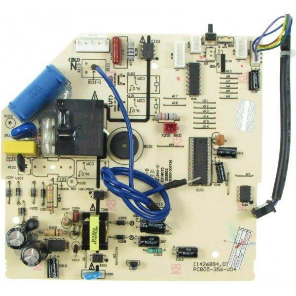 2584 placa eletronica consul split 12 000btus cbv12cb 220v w10400401 original