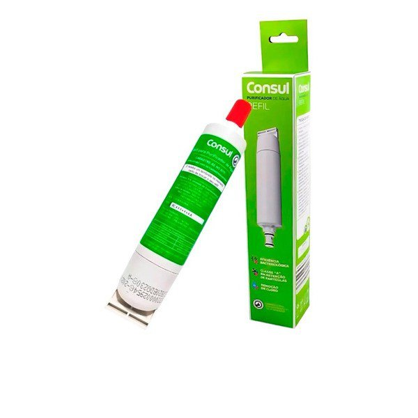 2594 refil filtro purificador de agua consul w10901034 originalaaa
