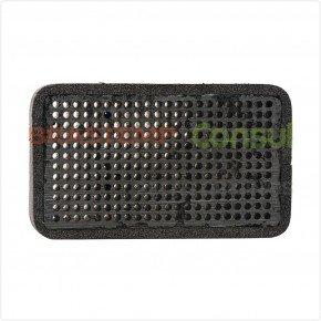 2562 2562 filtro antiodor desodorizador refrigerador brastemp 326062518ss