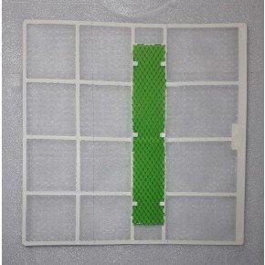 2323 filtro evaporadora 9 000 a 12 000 btus agratto fit ccs9 ccs12 original