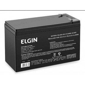 2396 bateria selada de chumbo vrla 12v alarme elgin