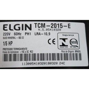 2276 compressor 1 5 hp tcm2015e 220v 60hz elgin