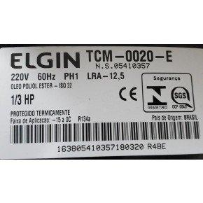 2277 compressor 1 3 tcm0020 220v 60hz elgin