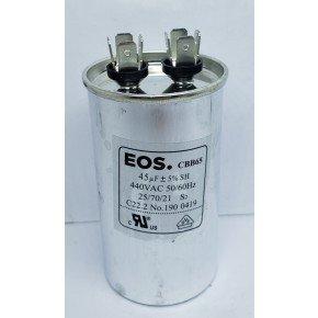 1015 capacitor 45mfd 440v eos