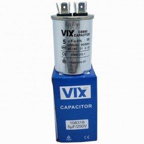 1187 capacitor 5 uf250v vix 2