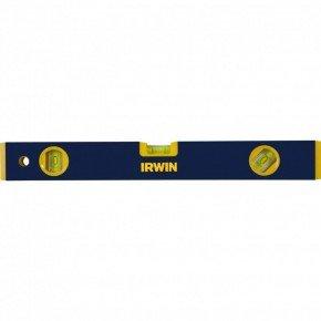 nivel aluminio magnetico 40cm 16 pol profissional irwin