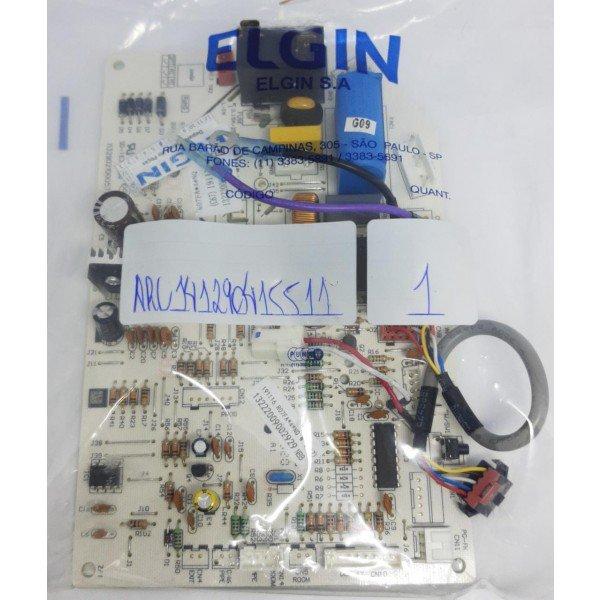 2136 placa de circuito impresso principal elgin ecopower 9 mil btus qf170g 20c 14l 8a 2136 e