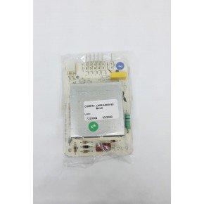 placa eletronica compativel lm06 64800160 127220v alado kg0 90g l10cm a15 p5cm 2008 2peca