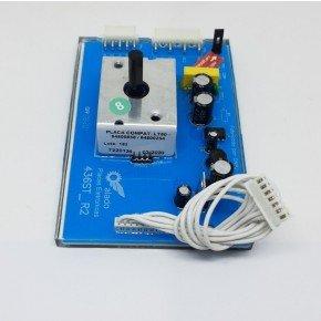 placa compativel lt60 64800658 64800254 alado kg0 200g a20cm l12cm p7cm 2pecas 2067