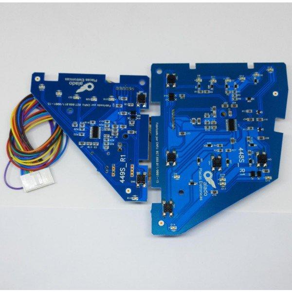 interface electrolux lm13q ltm15 ldd16 ltm16 64503217 alado kg0 125g a20cm l12cm p7cm 1peca 2073