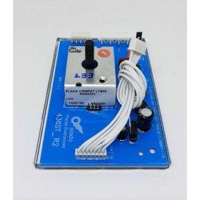 placa compativel lte09 70295148 alado kg0 200g c20cm l12cm p7cm 1peca 2066